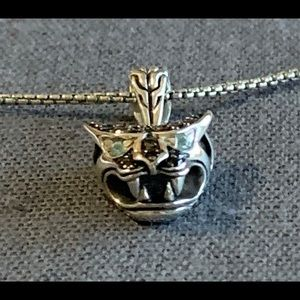 John Hardy Macan Pendant and Necklace